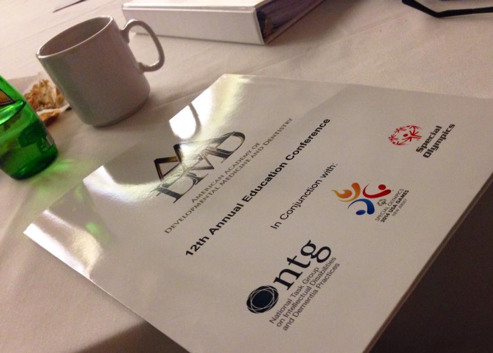 AADMD conference program