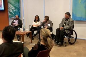 DEI panel discussion