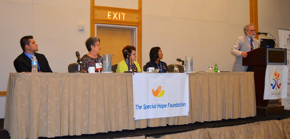 Special Hope Foundation conference table, AADMD
